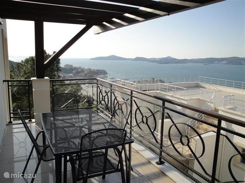 Vakantiehuis Turkije, Egeïsche Zee, Güllük - penthouse Rosamare