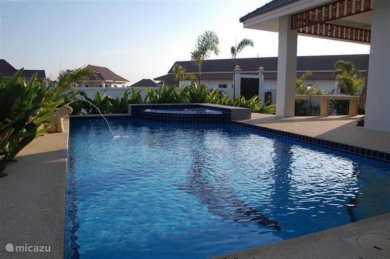 Sportvissen, Thailand, Centraal-Thailand, Hua Hin, villa Smart House Villa
