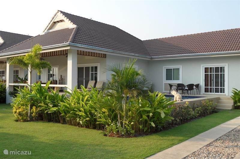 Vakantiehuis Thailand, Centraal-Thailand, Hua Hin Villa Smart House Villa