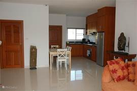 Kamer en keuken