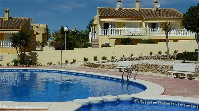 Vakantiehuis Spanje, Costa Blanca, Rojales vakantiehuis Casa Dorada
