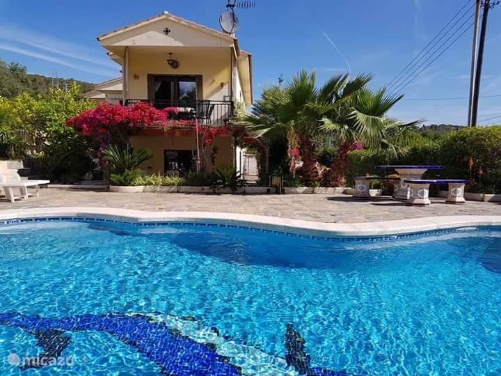 Vakantiehuis Spanje, Costa Dorada, Calafell chalet Casa de Mis Suenos
