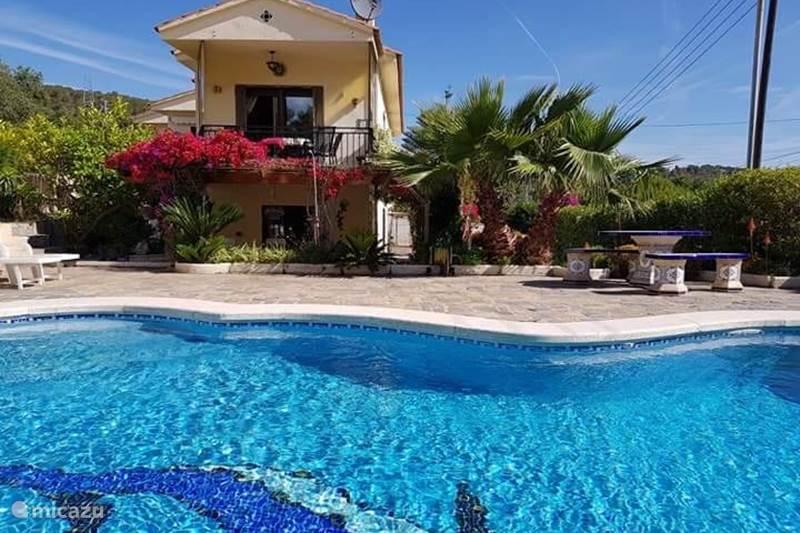 Chalet Casa De Mis Suenos In Calafell Costa Dorada Spanien Mieten