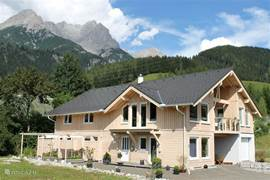 Apartments Solfelden in Summer.