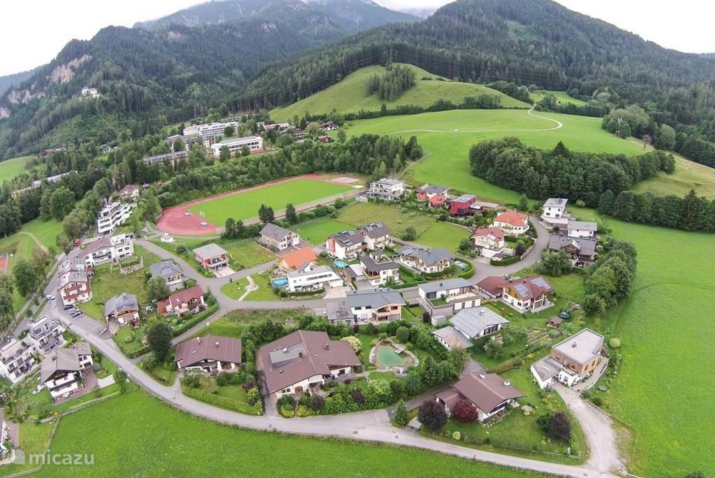 Stockingfeld, Saalfelden.
