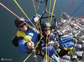 Tandemfliegen Flugschule: www.airstar.at