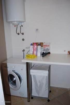 handige wasruimte