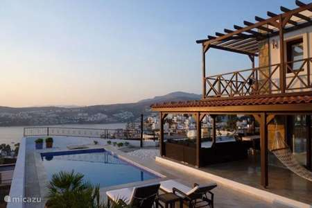 Vacation rental Turkey – villa Villa Manzara