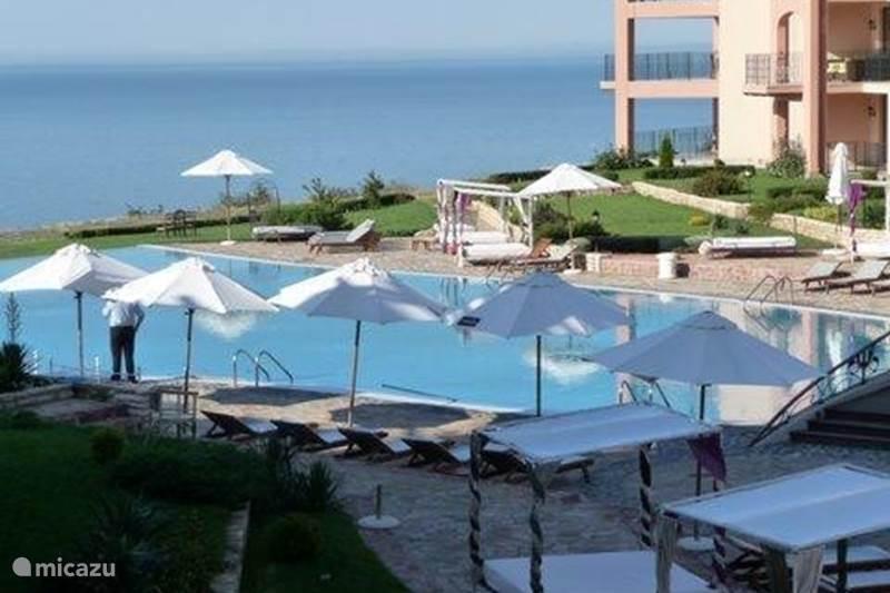 Vakantiehuis Bulgarije, Noord-Oost Bulgarije, Zwarte Zee, Topola Appartement Black Sea Queen