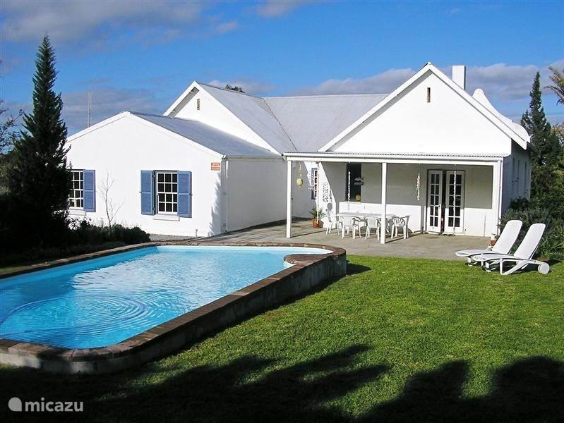 Vakantiehuis Zuid-Afrika – villa The Creamery