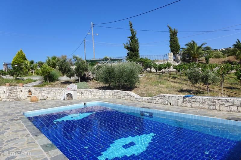 Vakantiehuis Griekenland, Kreta, Rethymnon Villa Oros-Villas