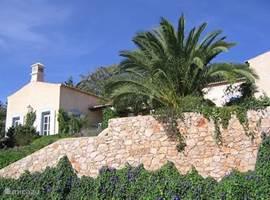Villa quinta do abraco in boliqueime algarve portugal huren - Huis ingang ...