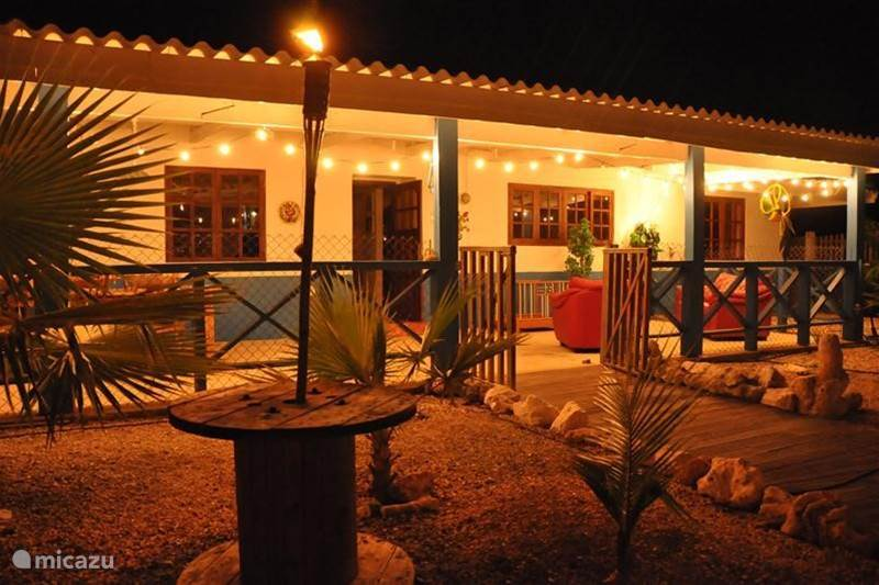 Vacation rental Curaçao, Banda Abou (West), Sint Willibrordus Holiday house Vakantiehuis Flamingo-Fun
