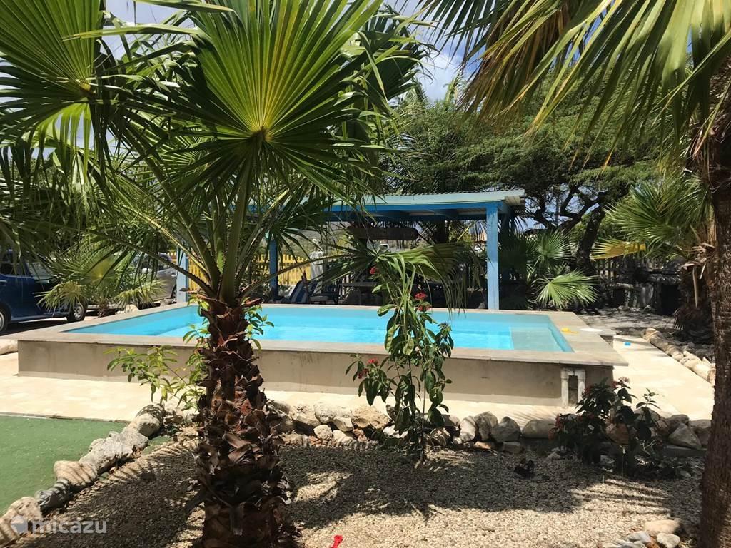 Vakantiehuis Curaçao, Banda Abou (west), Sint Willibrordus Vakantiehuis Vakantiehuis Flamingo-Fun