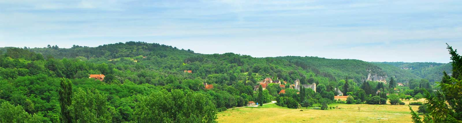 Vacation rental France, Dordogne, Lunas